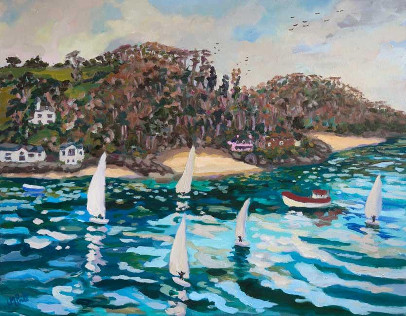 Estuary Lessons - Lucy Pratt