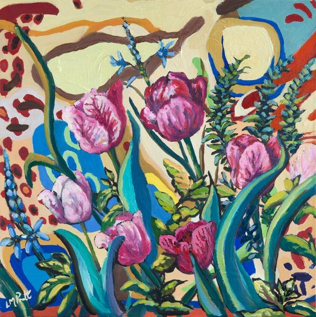 Spring Foxtrot - Lucy Pratt