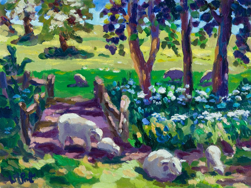 May Lambs, Hooky - Lucy Pratt