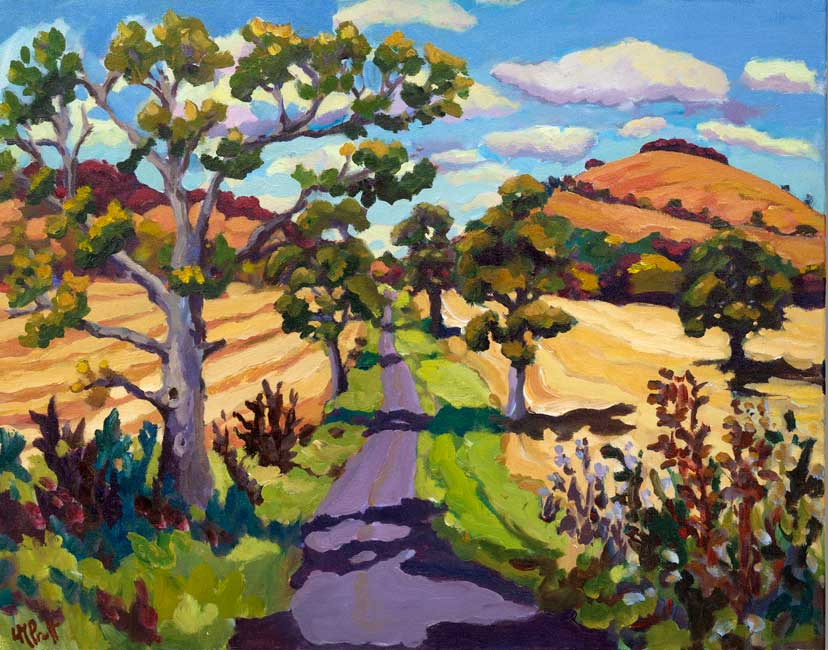October Lanes - Lucy Pratt